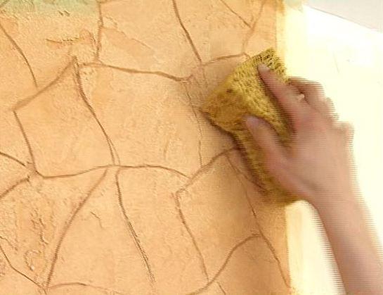 Как приготовить венецианскую штукатурку своими руками